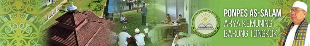 Pondok Pesantren Assalam Kutai Barat
