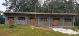 Pembangunan Gedung SD Kreatif Cendekia