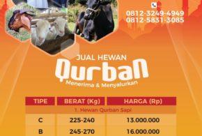 Tebar Qurban Berkah Assalam