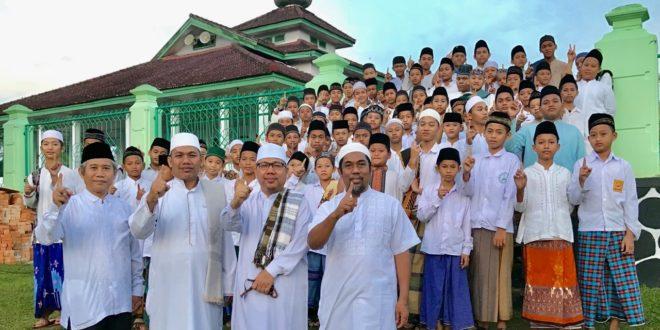 TEKS IKRAR SANTRI INDONESIA
