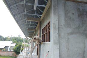 Laporan Perkembangan Pembangunan Gedung SD Kreatif Cendekia Assalam  Juni Minggu ke 3. 2020