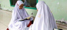 Setor Hafalan – Kegiatan Santri Putri