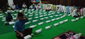 Iftar Ramadhan Bersama Santri dan Muallaf di PP Assalam