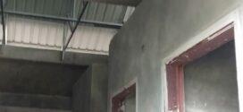 Laporan Perkembangan Pembangunan Gedung SD Kreatif Cendekia Assalam Juli Minggu ke 1. 2021