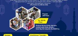 Program Santunan Lebaran Santri dan Muallaf 2000 Paket
