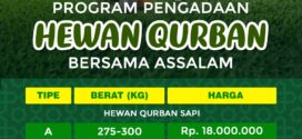 Daftar Harga Hewan Qurban 1441 H