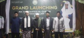 Pendirian Ma'had Tahfidz Al Qur'an Miftahussalam dan Kulliyatul Muallimat Al Islamiyah Nurussalam